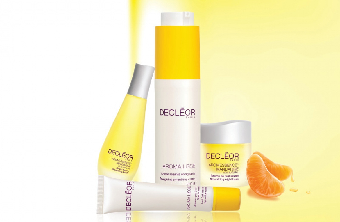 New from Decléor -  Aroma Lisse